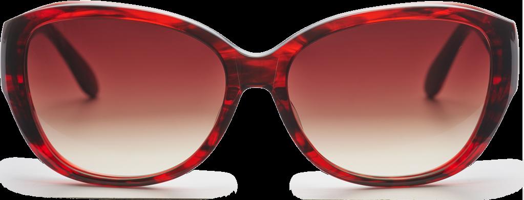 フレンチバーガンディ × ブラウングラディエント正面画像