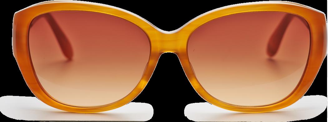 ハニートートイス × オレンジブラウングラディエント正面画像